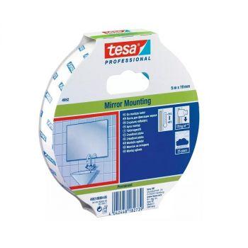 Tesa Professional Mirror Mounting Tape, 5m x 19 mm