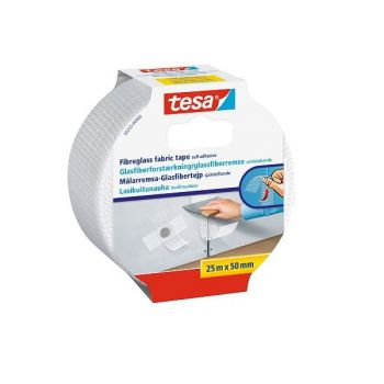 Tesa Wall and Ceiling Joint Tape, 25mx50mm