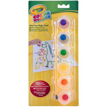 Crayola - Color Wonder (6 Colors)