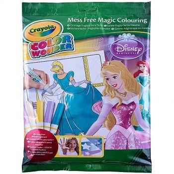 Crayola - Color Wonder Overwarp Princess