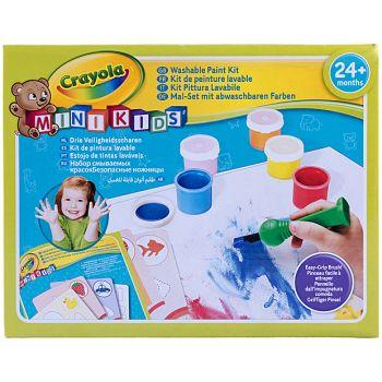 Crayola Mini Kids Washable Painting Kit