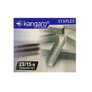 Kangaro Heavy Duty Stapler , 10X100 Staplers, Size 23/15