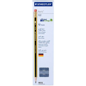 Staedtler - Noris Pencil (12 Pcs)