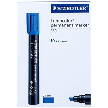 Staedtler - Lumocolor Permanent Marker (Blue)