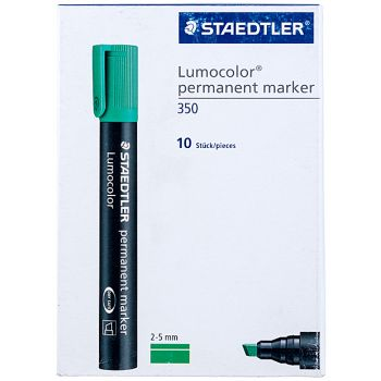 Staedtler - Lumocolor Permanent Marker (Green)