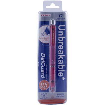 Zebra Delguard 0.5 Mechanical Pencil Pink