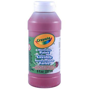 Crayola - Washable Paint (237 ml) - Purple