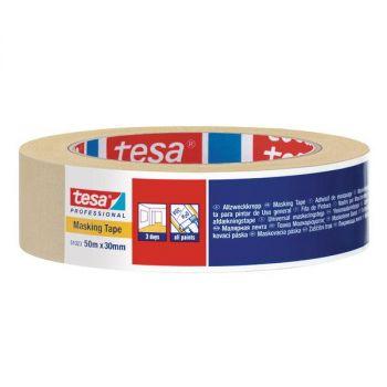 TesaGeneral Purpose Professional MaskTape, 50mx30mm