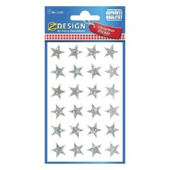 Avery Christmas Stickers, 24 Sticker Per 1 Page