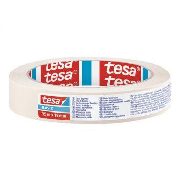 Tesa Basic Masking Tape, 35mx19mm