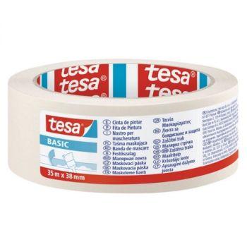 Tesa Basic Masking Tape, 35mx38mm