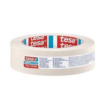 Tesa Basic Masking Tape, 50mx30mm