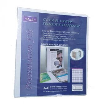 Maha 2 Ring Binder File For Office