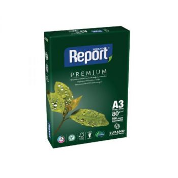 Report A3 Paper, Pack of 500 Sheets