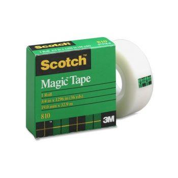 "Scotchâ""¢ Tape Box, 3/4"" x 36yds (Pack of 12)"