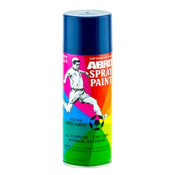 ABRD Spray Paint Blue Color For All Purpose Fast Dry