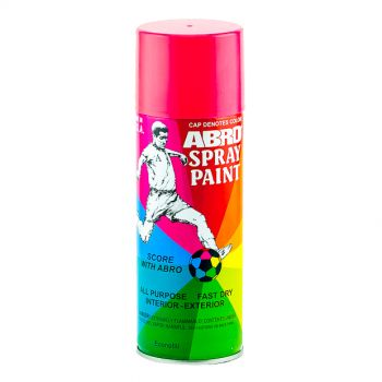 ABRD Spray Paint Pink Color For All Purpose Fast Dry