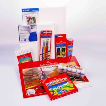 Art Essentials Package for Kids
