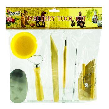 Bianyo Pottery Tool Kit