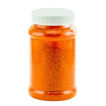 Coloring sand Orange Color