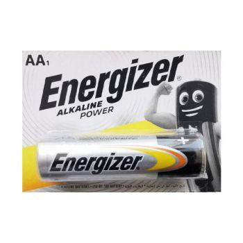 Energizer AA, Alkaline Long Lasting Batteries, Pack of 1