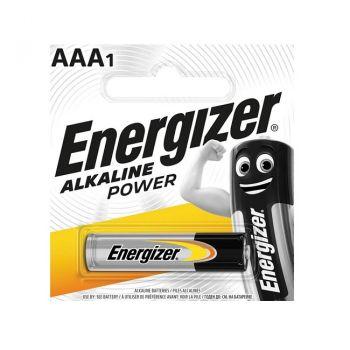Energizer AAA, Alkaline Long Lasting Batteries, Pack of 1