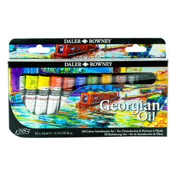 Georgin Oil Selection Set 10x22ml