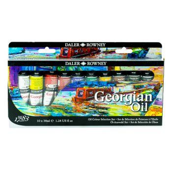 Georgin Oil Selection Set 10x38ml