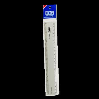 IBC Aluminum Ruler 20 CM, IBC-A110-20