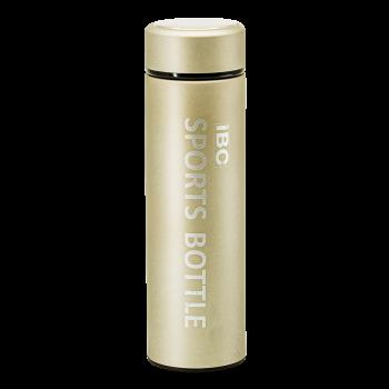 IBC Stainless Steel 500 ML Bottle -500ML, Gold, IBC-SSVR-500-F
