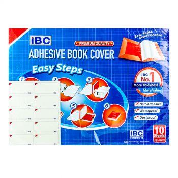 IBC Adhesive Book Cover, 10 Sheets (IBC-9027N)