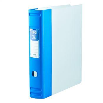 IBC D-Ring Binder, 6 cm, 4Ring, Blue - (IBC06.RB.421)