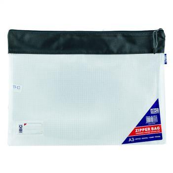 IBC EVA Fabric Mesh Bag, Zipper, A3 (F688 A3)