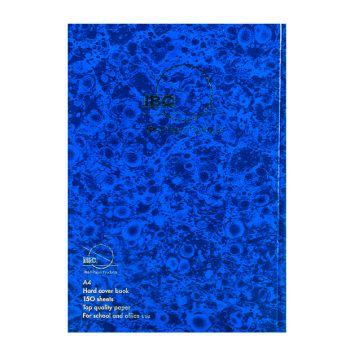 IBC Jaguar Hard cover Book, 150 Sheets, A4 (EIBC991102)