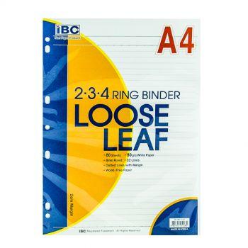 IBC Loose Leaf , A4 (MP-5128)