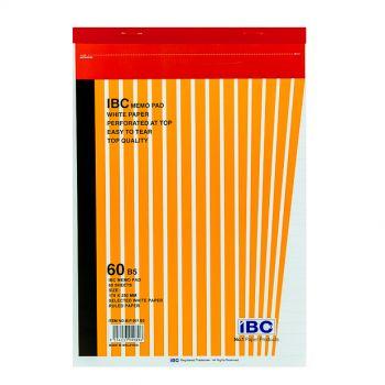 IBC Memo Pad, 60 Sheets, B5