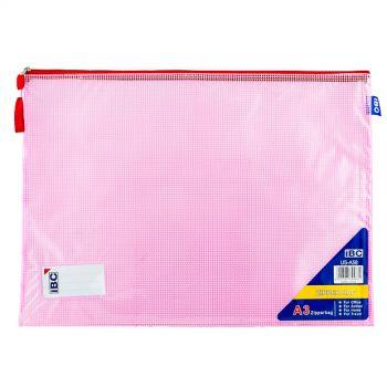 IBC Mesh Bag,  Zipper, A3 (US-A58)