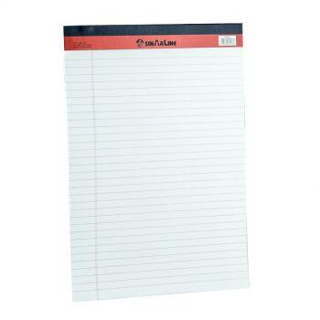 SinarLine  White Notepad A4 (10pcs)