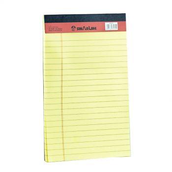 Sinar - Yellow Notepad A5 (10pcs)