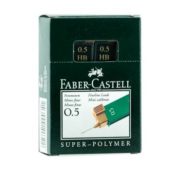 Faber-Castell  - Leads Pencil 0.5