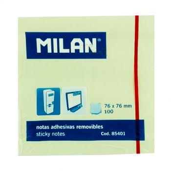 Milan - Yellow Stick Notes 3 x 3