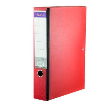Maha - Closed Box File (Red)