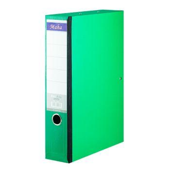 Maha - Closed Box File (Green)