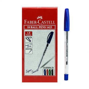 Faber Castell-FCD Ball Pen (Blue)