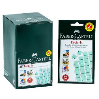 Faber Castell-Tack-IT 50 gm (25 Pcs)
