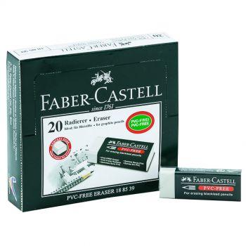 Faber Castell-Eraser Packet of 20 Pcs