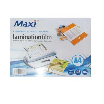 Lamination Flim A4 , Transparent , Maxi