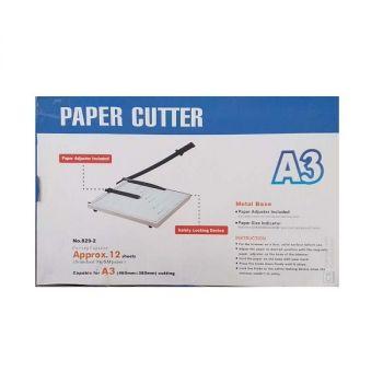 Papper Cutter A3, Metal Base