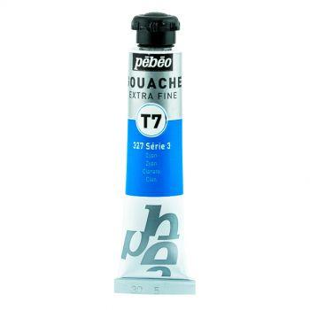 Pebeo Gouache Extra Fine Cyan Color 20 ml