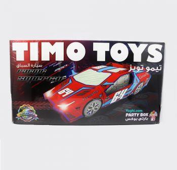 Timo Toy Racing Super, Card Folding Figure